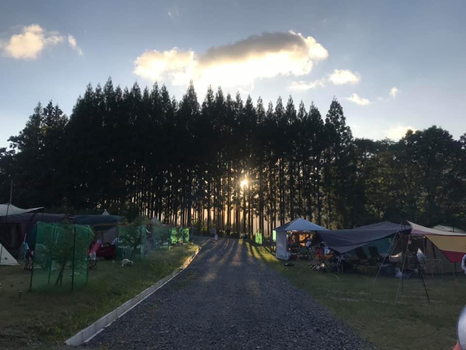 垰キャンプ場