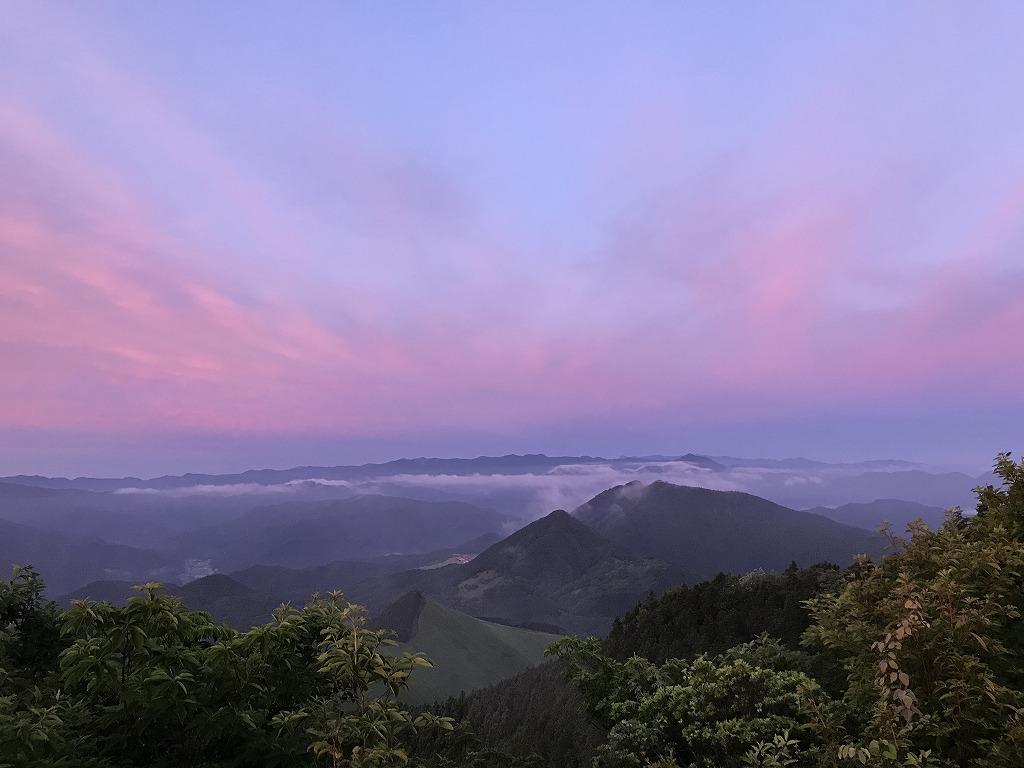 三重県-奈良県