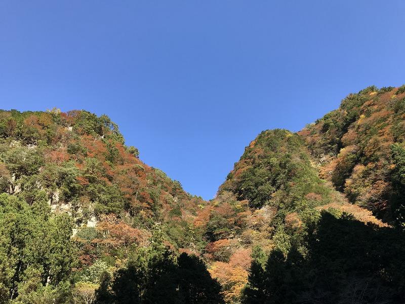名張市-香落渓